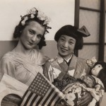 Beate at American Japanese Festival in 1938