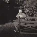 Beate at Mills College in 1940b