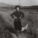 Beate in Japan 1946