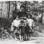 Beate in Karuizawa in 1946